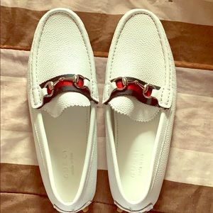 Gucci loafers flats